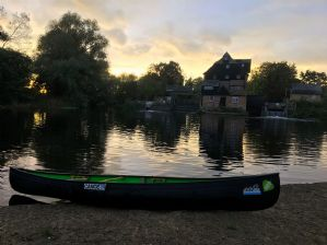 4 Day Paddling Trip from Bedford to Offord D'Arcy